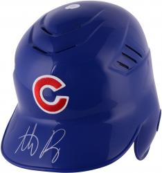 Anthony Rizzo Chicago Cubs Autographed Cool Flow Authentic Batting Helmet