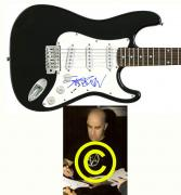 Anthrax Autographed Scott Ian Signed Guitar & Proof PSA/DNA AFTAL