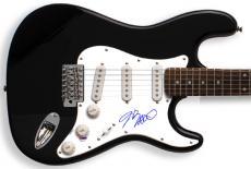 Anthrax Joey Belladonna Signed Guitar & Proof PSA/DNA Cert  AFTA AFTAL