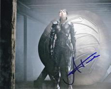Antje Traue Man Of Steel Signed 8x10 Photo Autograph Superman Faora Coa A