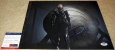 Antje Traue Signed 11x14 Man of Steel Faora-Ul Superman PSA/DNA
