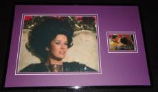 Antoinette Bower Signed Framed 11x17 Photo Display Star Trek