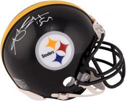 Antonio Brown Pittsburgh Steelers Autographed Riddell Mini Helmet
