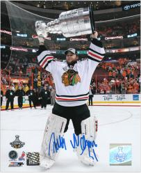 Antti Niemi Signed 8x10 Photo