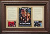Any Given Sunday - Al Pacino Autographed Display