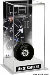 Anze Kopitar Los Angeles Kings Deluxe Tall Hockey Puck Case
