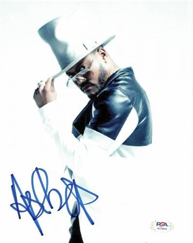 APL.DE.AP Allan Lindo signed 8x10 photo PSA/DNA Autographed Rapper