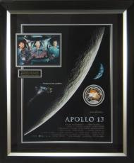 Apollo 13 Tom Hanks & Cast Signed Poster Display Framed
