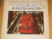 Aretha Franklin Signed Autograph Album Greatest Hits Ny