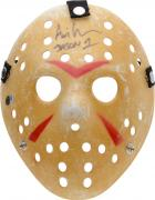 Ari Lehman Friday the 13th Autographed Jason Replica Mask