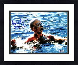 "Ari Lehman Friday The 13th ""Jason 1"" Signed 8x10 Photo BAS 4"