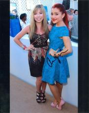 Ariana Grande Signed - Autographed SAM AND CAT 8x10 inch Photo - Guaranteed to pass PSA or JSA