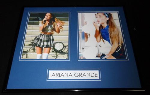 Ariana Grande Framed 16x20 Photo Set