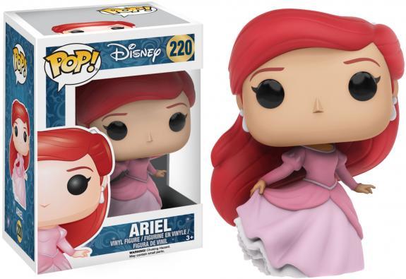 Ariel Little Mermaid #220 Funko Pop!