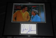 Armin Shimmerman Signed Framed 11x14 Photo Display PA Seinfeld Stan the Caddy