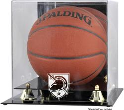 Army Black Knights Golden Classic (2015-Present Logo) Basketball Display Case with Mirror Back