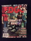 Army Of Anyone Signed Edge Magazine