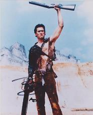 Autographed Bruce Campbell Photo - Army Of Darkness 8x10