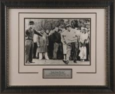 "Arnold Palmer & Jackie Gleason 11x14 ""Away We Go"