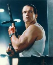 Arnold Schwarzenegger 8x10 photo glossy Image #1 Raw Deal