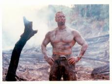 Arnold Schwarzenegger 8x10 photo glossy Image #2 Predator
