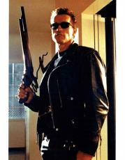 Arnold Schwarzenegger Autographed Signed 11x14 Photo Certified Authentic PSA/DNA