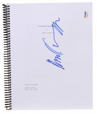 Arnold Schwarzenegger Autographed Terminator Replica Movie Script - PSA/DNA COA