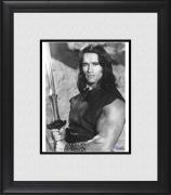 "Arnold Schwarzenegger Conan the Destroyer Framed 8"" x 10"" Photograph"