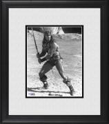 "Arnold Schwarzenegger Conan the Destroyer Framed 8"" x 10"" Sword in Hand Photograph"