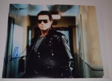 Arnold Schwarzenegger Signed Autographed 11x14 Photo THE TERMINATOR COA VD