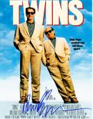 Arnold Schwarzenegger Signed - Autographed TWINS 11x14 inch Photo - Guaranteed to pass PSA or JSA - Mini Movie Poster