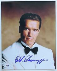 Arnold Schwarzenegger Signed True Lies Autographed 11x14 Photo (PSA/DNA) #Q33541