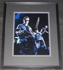 Arnold Schwarzenegger Terminator Framed 11x14 Photo Poster