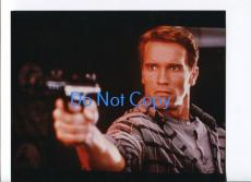 Arnold Schwarzenegger Total Recall Glossy Movie Photo