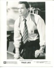 Arnold Schwarzenegger True Lies Movie Press Still Photo
