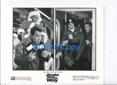 Arnold Schwarzenegger Verne Troyer Sinbad Jingle All The Way Movie Press Photo