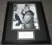 Art Carney Signed Framed 11x14 Photo Display Batman The Archer