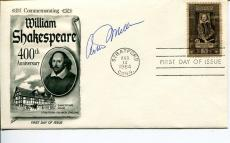 Arthur Miller Author Playwright The Crucible Tony Winner Signed Autograph FDC