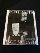 Arthur Miller Inge Morath Portaits Rare Signed Autograph 1st Edition HB Book