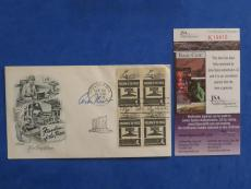 Arthur Miller SIGNED First Day Cover FDC CACHET 1958 ~ JSA K19410 ~ PLAYWRIGHT
