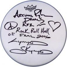Artimus Pyle Autographed Remo 13' Drum Head