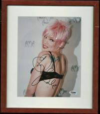 Artist: Pink Signed Autographed 8x10 Color Photograph PSA/DNA Authentic