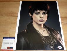 Ashley Greene Signed 11x14 Twilight Alice Cullen Breaking Dawn New Moon PSA/DNA