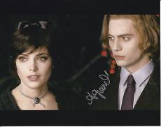 Ashley Greene signed The Twilight Saga: Breaking Dawn 8x10 photo W/Coa Alice #1