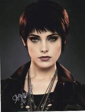 Ashley Greene signed The Twilight Saga: Breaking Dawn 8x10 photo W/Coa Alice #3