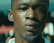 ASHTON SANDERS signed (MOONLIGHT) Movie 8X10 photo autographed *Chiron* W/COA #1