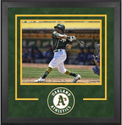 "Oakland Athletics Deluxe 16"" x 20"" Horizontal Photograph Frame"