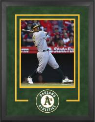 "Oakland Athletics Deluxe 16"" x 20"" Vertical Photograph Frame"