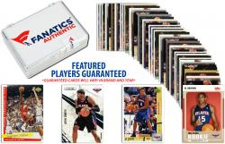 Atlanta Hawks Team Trading Card Block/50 Card Lot - Mounted Memories