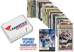 Auburn Tigers Team Trading Card Block/50 Card Lot - Mounted Memories